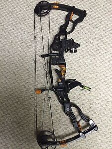 Hoyt carbon spyder turbo