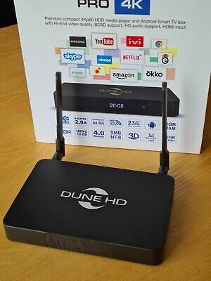 Dune HD Pro 4K - in excellent condition