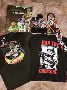STAR WARS PACK : Force Awakens : Brand New With Tags Maryland Newcastle Area Preview
