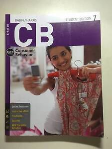 Consumer Behaviour textbook Leederville Vincent Area Preview