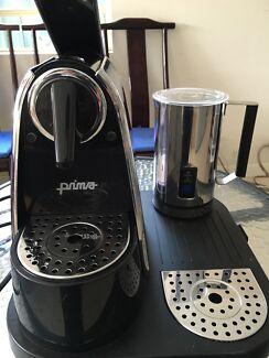 Nespresso capsule coffee machine Croydon Burwood Area Preview