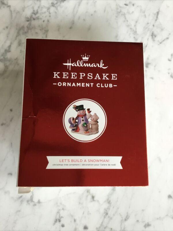 NEW 2018 Hallmark Let