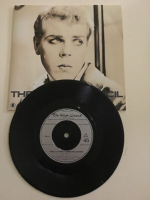 The Style Council Paul Weller The Jam Walls Come Tumbling Down EP 7 inch Vinyl