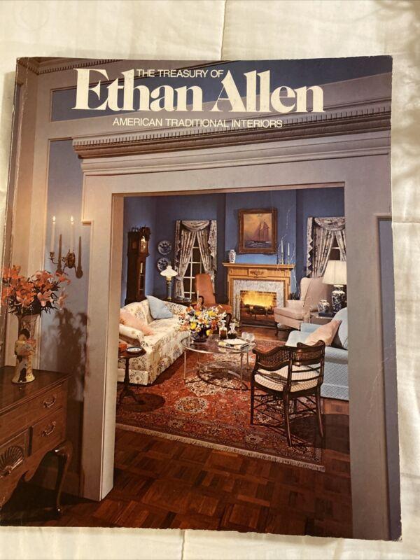 Vintage The Ethan Allen Treasury Furniture Catalog 77th Edition
