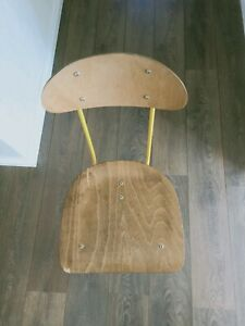 Desk chair.