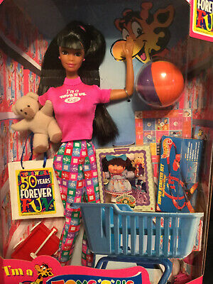 AA TOYS 'R US KID BARBIE DOLL SPECIAL EDITION 21040 MATTEL 1997 NRFB