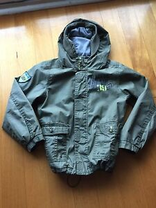 Souris Mini rain jacket for boys