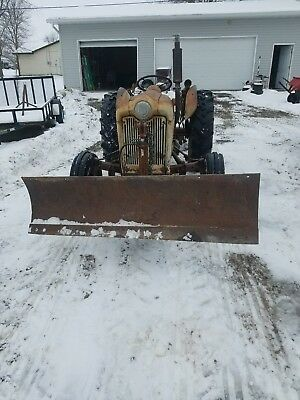 New Price Ford Tractor Snowplow Jubilee And Hundred Series
