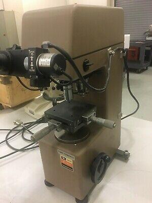 Leco Microhardness Tester Dm-400 Lf