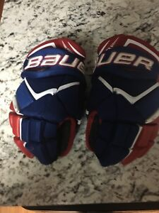Bauer Vapor 1x Hockey Gloves