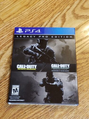 Call of Duty Legacy Pro Edition: Infinite Warfare + Modern Warfare; PS4 Version