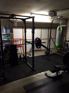 The Perfect Home Gym Near New - 24/7 Training - Free Weight Setup Kenmore Brisbane North West Preview