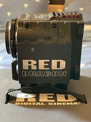 Red Digital Cinema Epic-X Dragon S35 6K Camera ONLY 200 Hours