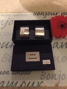 Set Of Two Sp Napkin Rings