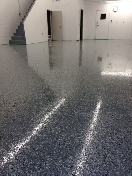 Epoxy Flooring Polished Concrete Epoxy Floor Coating