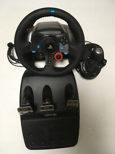 Logitech g29 steering wheel, pedals and shifter ps4 ps3