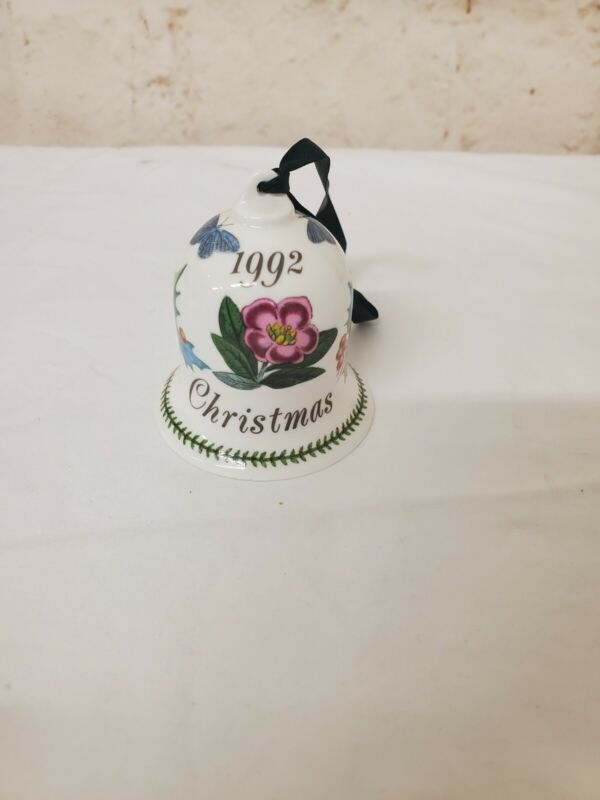 Portmeirion 1992 Christmas Bell (15) available for sale at $15 each