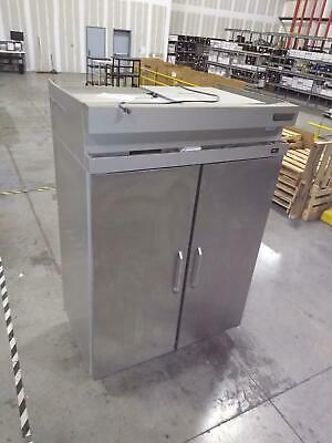 Hobart DA2 Commercial Kitchen Refrigerator TESTED AND WORKING