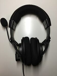 Turtle Beach X12 gaming headset (Xbox 360/ PC)