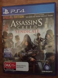 PS4 - Assassins Creed Syndicate and Assassins Creed Unity Liverpool Liverpool Area Preview