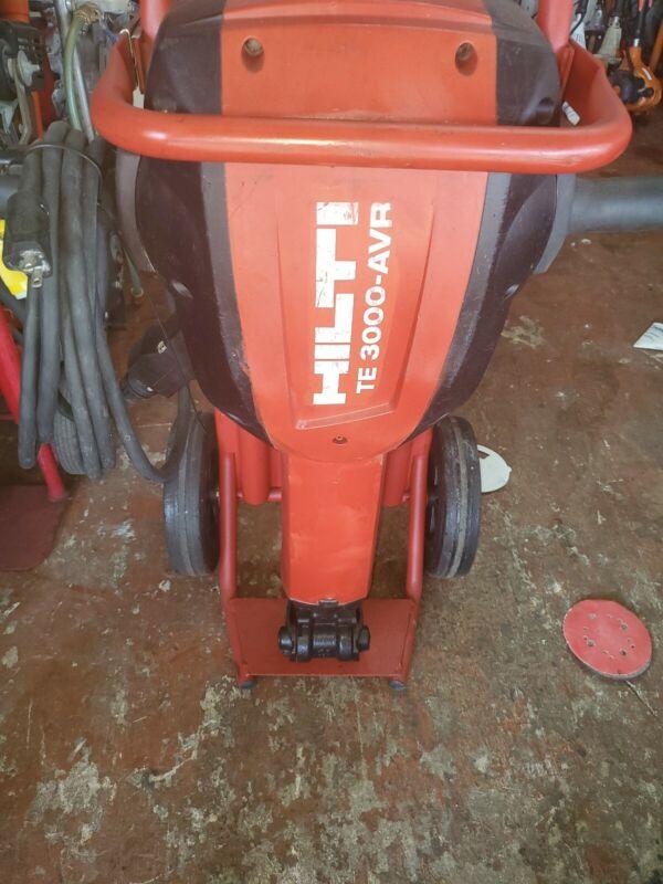 Hilti TE 3000-AVR Electric Breaker Demo Hammer