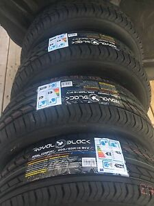 Set of summer tires 205/55 R16 never used