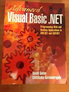 Advanced Visual Basic .NET South Morang Whittlesea Area Preview