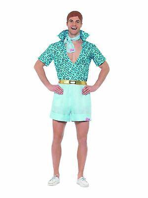 1980s Barbie Safari Ken Mens Fancy Dress Costume Outfit](Mens Safari Outfit)