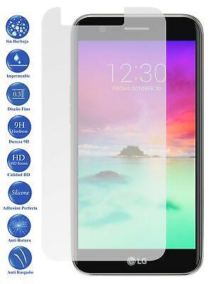 Protector de Pantalla Cristal Templado Vidrio Premium para LG Optimus K10 2017