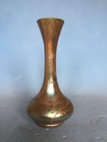 Jugendstil art nouveau loetz vase