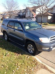 Handicapped Equipped (opitional) 2004 Toyota 4Runner Limited V6 Cambridge Kitchener Area image 1