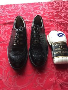 New Ghillie Brogues & Stockings
