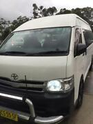 2012 Toyota Hiace Van/Commuter Valley Heights Blue Mountains Preview
