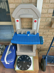 Baby rocker and kids work station Middle Swan Swan Area Preview