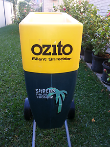Ozito Silent Sheredder Castle Hill The Hills District Preview