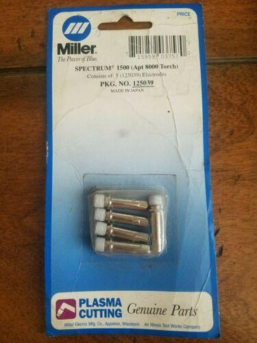 Miller 125039 Electrodes Spectrum 1500 (Apt 8000 Torch)