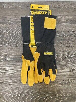 Dewalt Premium Tig Welding Work Gloves Dxmf03051 Size Small