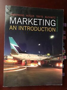 Marketing an introduction 5th edition textbook