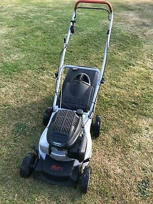 Al-KO 4210H push lawn mower. Honda GCV135 engine.