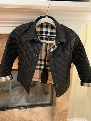 burberry kids jacket Authentic