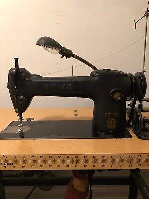 Singer Industrial Sewing Machine Model 241-11