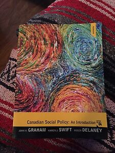 Canadian Social Policy: An Introduction