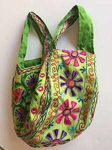Handmade Hippie Boho Bag Warrimoo Blue Mountains Preview