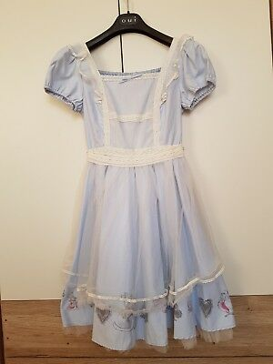 Alice im Wunderland Kleid Lolita Kawaii Japan Secret Honey