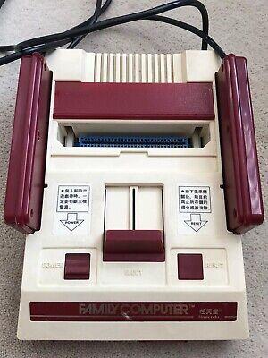 Japanese Nintendo Famicom (Famiy Computer System) Original Nintendo System