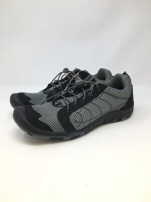 RocSoc Mens Water Shoes Grey Size 9 US