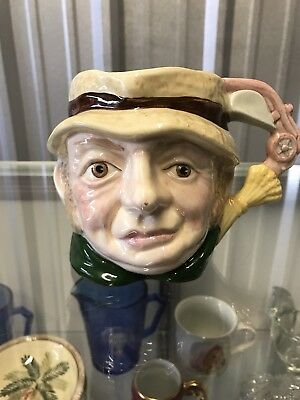 Stafford Shire Character Jugs Farmer