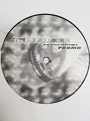 MOUL'Y & LUCIDA - THE ABYSS / MJ-12 - TIMELESS - VERY RARE