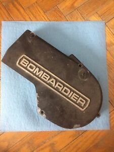 1974-1979 Can Am 250 Qualifier Engine Stator Cover