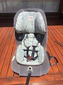 Britax sage and sound car seat